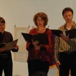 Vokal-Ensembler der Dozenten