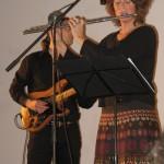 Britta Roscher und David Eggert