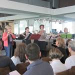 Flötenensemble mit Britta Roscher