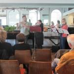 Flötenensemble mit Ulrich Christlein
