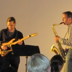David Eggert und Ulrich Christlein