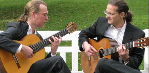 Gravy TRain Guitar Duo (mit David Eggert)